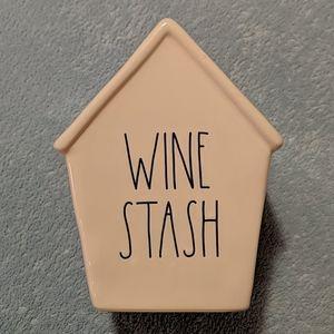 Rae Dunn Wine Stash Piggy Bank